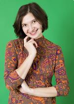 Марина - сертифицированный региональный представитель Gerfins в Луганске и Донецке
